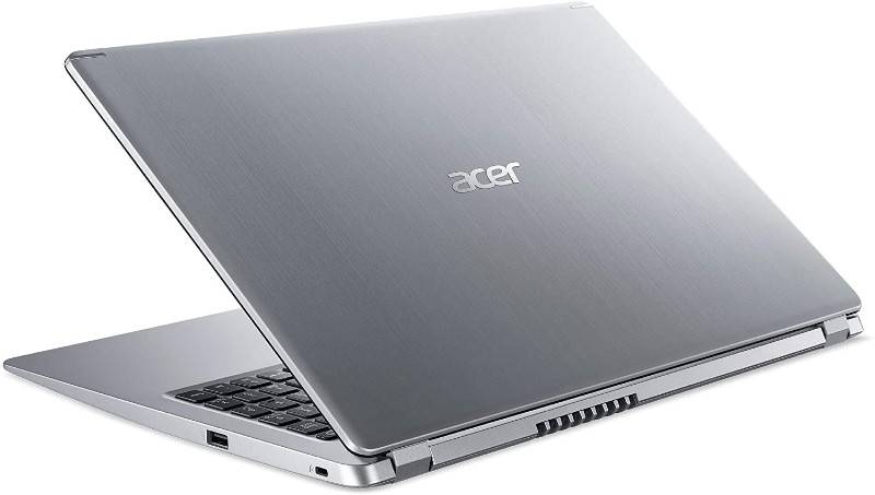 Acer Aspire 5 Slim Laptop, 15.6 inches Full HD IPS Display, AMD Ryzen 3 3200U, Vega 3 Graphics, 4GB DDR4, A515-43-R19L