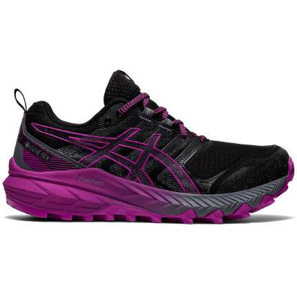 Asics Womens GEL-Trabuco 9 G-TX Running Shoes